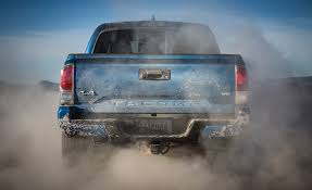 Toyota Tacoma price and features