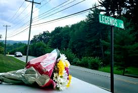 flowers sit monday at the latrobe home of golfer arnold palmer who d sunday