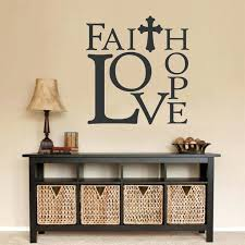 wall phrase decals wall stickers wall lettering decor wall words ideas church entryway decor entry wall