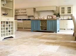 Kitchen With Travertine Floors Kitchen Tile Flooring Ideas Zampco