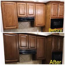 Change The Color Of Your Kitchen Cabinets And Other Woodwork