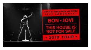 Bon Jovi Announces This House Is Not For Sale Tour Spring