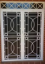 decorative security screen doors. We Will Still Use The Highest Quality Locks And Hinges On Our Barrier Doors, So You Know That Ezy Fit Guarantee Is Met. Decorative Security Screen Doors