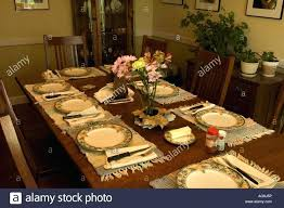 dining table set up dining room table set up for meal stock photo with dining table dining table set up