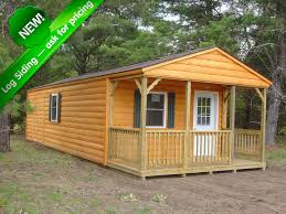 prefab cabins and bunkies north counrty sheds