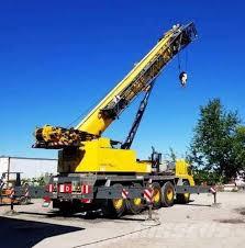 Grove 165 Ton Crane Load Chart Used Grove Gmk5165 2 Mobile And All Terrain Cranes Year