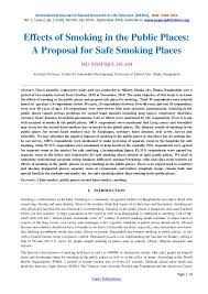 research paper on the effects of smoking custom paper academic research paper on the effects of smoking