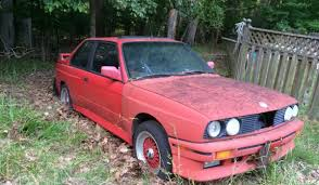 Sport Series bmw e30 m3 : This Guy Found An Abandoned BMW E30 M3 And Returned It To Its ...
