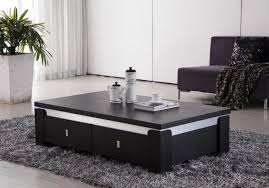 ... Medium Size Of Coffee Tables:dazzling Beautiful Coffee Table Storage  Ottoman With New Diy For