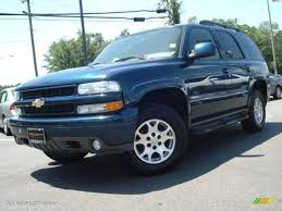 2005 Bermuda Blue Metallic Chevrolet Tahoe Z71 #15334691 ...