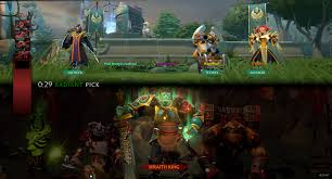 photo collection about dota 2