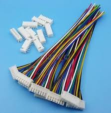 Wire & Cable Connectors <b>10Sets XH2</b>.<b>54 8Pin</b> 1007 24AWG Single ...