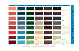 Akzo Nobel Powder Coatings Color Chart Painting Saf Southern Aluminum Finishing Co Inc Saf