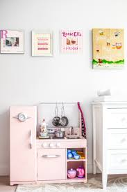 Pottery Barn Retro Kitchen New York City Toddler Bedroom Tour Fashionable Hostess