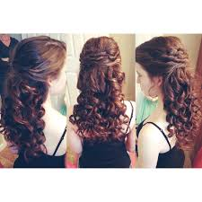 Hairstyles For Formal Dances Hair I Did For My Sisters School Dance Also A Great Hairstyle