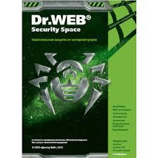 <b>Программное обеспечение Dr Web Security</b> Space картонная ...