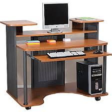 staples computer furniture. staples eclipse workstation cherry computer furniture