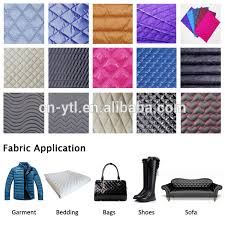 Manufacturing Polyester Non-woven Wadding Quilt Fabric Jacket Coat ... & Manufacturing Polyester Non-Woven Wadding Quilt Fabric Jacket Coat Pre  Quilted Fabric for Sale Adamdwight.com
