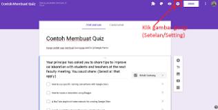 Jawaban yang muncul akan berhubungan dengan jumlah poin dari jumlah orang yang menjawab pada saat survey dan akan muncul di papan jawaban. Membuat Quiz Dengan Forms Google Tanpa Add On Guraruguraru