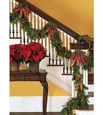View Larger. Staircase Garland ...
