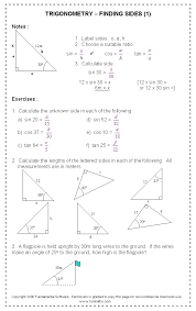 Free high school math worksheet from Funmaths.com | Learning ...