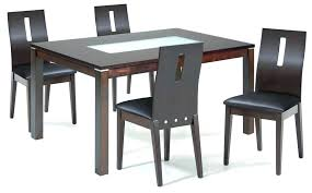 dining table glass top top small glass top dining tables modern home design about small glass