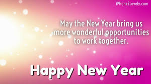 New year congratulations, happy new year 2021 greeetings for card, messages for friends, business partners, coworkers and colleagues, wishes may the new year bring you brighter days with hope for peaceful tomorrows. Wishes For The New Year Business
