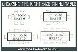 full size of rectangle dining table dimensions for 8 standard sizes rectangular elegant round people kitchen