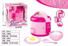 KÈM PIN) Đồ chơi mô hình nồi cơm điện dùng pin có nhạc phát sáng siêu đẹp  thiết kế giống thật 100% màu hồng dành cho bé gái hàng cao cấp Do