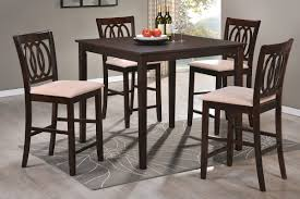 Tall Dining Tables And Chairs - Tall dining room table chairs