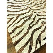 zebra brown rug area rugs target medium image for innovative mercer soft animal print and cream zebra area rugs