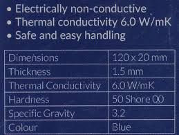 <b>Термопрокладка Arctic Thermal Pad</b> ACTPD00011A — купить в ...