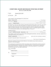 Free Subcontractor Lien Waiver Form Lien Template Free Lien Release Form Free Templates In Doc On
