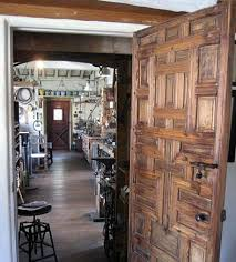 colonial blacksmith workshop. the blacksmith workshop of casa del herrero - house by architect george colonial
