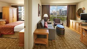 The Oahu One Two Bedroom Suites Embassy Suites Waikiki Beach Walk For Hotels  With 2 Bedroom Suites Designs