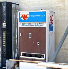 Rc Cola Vending Machine Gorgeous FileRCvendingmachinetn48jpg Wikimedia Commons