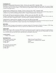 Cover Letter Example Of Free Sample Resume Template Cover Letter