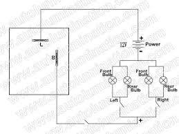 led flashers electronic flashers led protectors load el12 led flasher wiring diagram