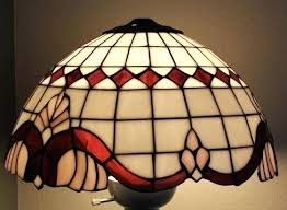 vintage stained glass hanging lamps lamp com within light decorations 9 antique