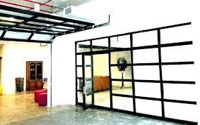 glass garage doors for glass overhead doors glass garage doors cost glass garage doors
