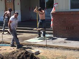 Build A Concrete Patio Concrete Patio Ideas Wide Open Concrete Pumping