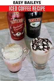 Baileys iced coffee is a wonderful treat. Best Baileys Iced Coffee Cocktail Drink Recipe Dobbernationloves