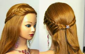 Hair Style Simple simple easy hairstyle for long hair video dailymotion 1910 by wearticles.com