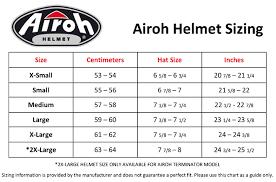 F8d41d2dfe Airoh Helmet Size Guide Thebacolodherald Com