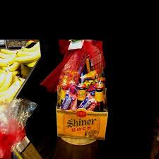 a shiner bock valentines gift basket i luv u