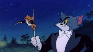 Six Best Uses of Classical Music in Tom & Jerry Cartoons by @cmuseorg