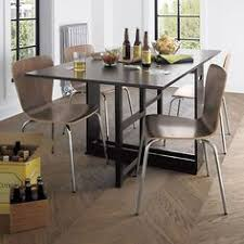 felix walnut side chair in dining kitchen chairs crate and barrel