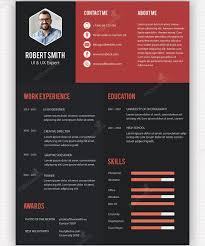 Resume Modern Te Simple Creative Resumeates Free Download Formatate Curriculum Vitae