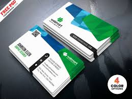 Card Design Template Colorful Business Card Design Templates Psd By Psd Freebies
