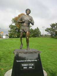 file terry fox monument jpg  file terry fox monument jpg